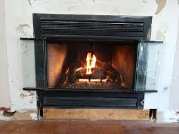 gas fireplace conversion kit beautiful wood burning fireplace and stove inserts