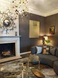 view gray living room design images