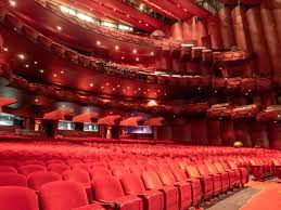 Houston Ballet Seating Chart Wortham Center Triumphantly Reopens After Devastating Harvey