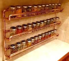Wooden Spice Rack Wall Mount Impressive Wooden Spice Shelf I Love This Hanging Spice Rack It Is The Perfect