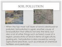 essay on land pollution in english short essay on land pollution in english
