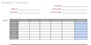Free Payroll Templates Tips What To Include