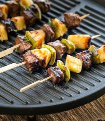 indoor outdoor grill recipes george foreman cooking times