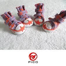 Online Shop Hot sale <b>pet dog shoes cute</b> stars puppy boot outdoor ...