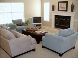Living Room Furniture Arrangement Furniture Layout For Narrow Living Room With Fireplace