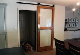 Hanging Sliding Door Kit Interior Hanging Sliding Doors