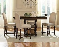 mcgregor 5 piece counter height dining set