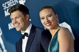 Scarlett Johansson and Colin Jost Are ...