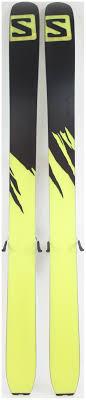 2017 Salomon Mtn Lab Skis With Kastle Attack K13 At Demo Bindings Used Demo Skis 176cm