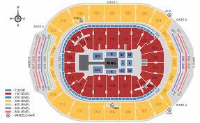 Wwe Monday Night Raw Scotiabank Arena