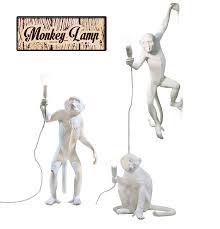 Monkeylamp Seletti Monkeylampaaplamp Verlichting Bedroom Pinterest