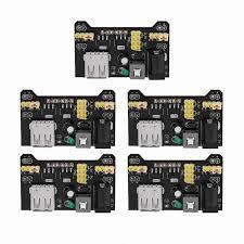 Garosa <b>5pcs 5V</b>/3.3V <b>Power Supply</b> Board Dedicated Power Module ...