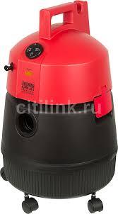 Купить <b>Моющий пылесос THOMAS Super</b> 30S, красный/черный в ...