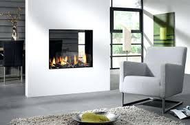 marquis ii direct vent see thru fireplace by majestic fine s gas pertaining to through fireplaces