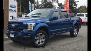 2018 Ford F-150 Lariat Leveled FX4 Sport 502A V8 SuperCrew Review ...