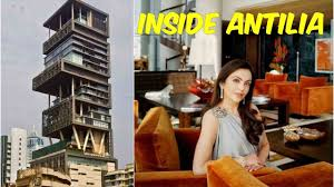 Inside Mukesh Ambanis House Antilia YouTube - Antilla house interior