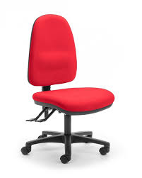 red office chairs. Aspen High Back 2 Lever Chair - Red Office Chairs V