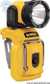 dewalt flashlight 18v. 12 volt lithium-ion flashlight for use with 12v max battery packs. dewalt 18v d
