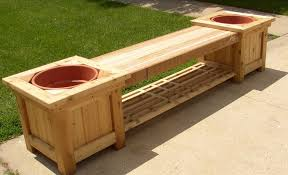 patio bench designs wooden patio storage bench plans discover