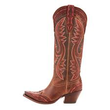 Ariat Volant Boot Size Chart Ariat Womens Adelina Western Boot
