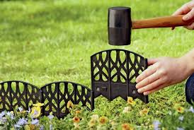 Recinzioni Da Giardino In Metallo : Bordi per aiuole giardino fai da te