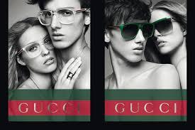 gucci eyewear. gucci eyewear s/s 2012 : julia frauche \u0026 luca stascheit by david vasiljevic - the fashion spot
