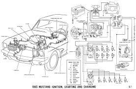 1964 mustang alternator wiring diagrams 1964 wiring diagrams 1968 mustang turn signal wiring diagram at 67 Mustang Wiring Diagram