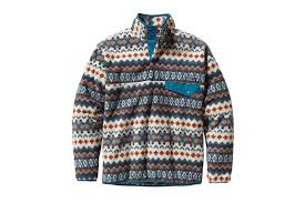 Patagonia Patterns Amazing Patagonia 48 Fall SnapT Fleece Pullover Collection HYPEBEAST