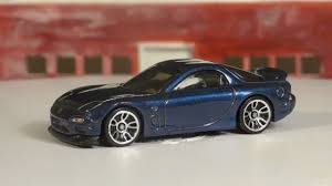 mazda rx7 2017. 2017 hot wheels p case 336 u002795 mazda rx7 new model rx7