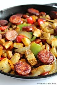 smoked sausage hash looking for a fast and flavorful dinner option this delicious dinner only takes 20 minutes to make the taste is incredible