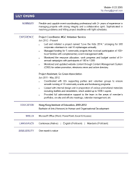 Bistrun Clinical Research Coordinator Resume Samples Project