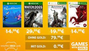 xbox live gold kaufen billig
