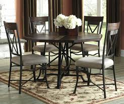 ashley furniture round dining table dining tables furniture round glass dining table dining with