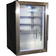 enticing tropical glass door beer and mini fridge with lock also compact bar fridge 68 litre