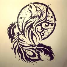 Dream Catcher Tattoo Stencils template Dreamcatcher Tattoo Template Amazing Dream Catcher With 71