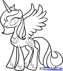Small Picture My Pony Coloring Pages Interesting My Little Pony Coloring Pages