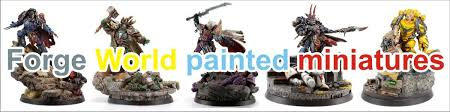 forge paintes infinity painted