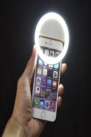 Soft Selfie Light Its Soft Circular Light Cast Is Very Flattering And Can