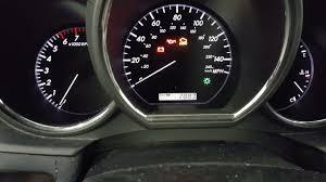 Lexus Rx300 Vsc Warning Light How To Reset An Oil Change Light On A 2005 Lexus Rx330