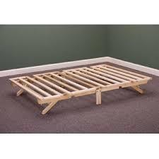 Folding Beds Solid Wood Folding Bed Frame 797 KDFS