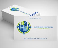 Pathfinder Design Modern Professional Logo Design For Pathfinder Properties