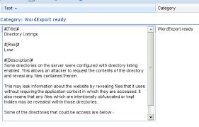 Dradis Framework Guidesdradis Framework Guides Wordexport Report