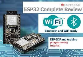 <b>ESP32</b> - Cheapest IoT <b>WiFi</b> and <b>Bluetooth</b> ready module