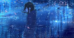 Anime Water Wallpapers - Top Free Anime ...