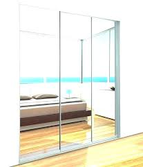 sliding mirror closet doors custom wardrobe diy perfect lighting design interi
