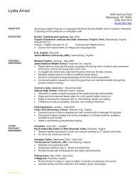 Teaching Resume Templates And English Teacher Resume Examples