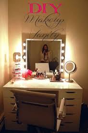 Makeup Vanity Desk Bedroom Furniture 17 Best Images About Diy Vanity Area On Pinterest Vanity Area