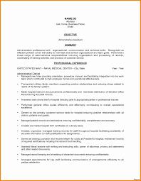 Resume Administrative Assistant Key Skills Valid Executive Assistant