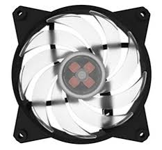 <b>Cooler Master MasterFan Pro</b> 120 Air Balance RGB Fan [MFY-B2DN ...