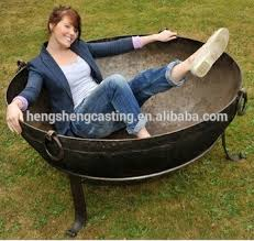 botou large size hot sale bbq fire pit outdoor china supplier r48